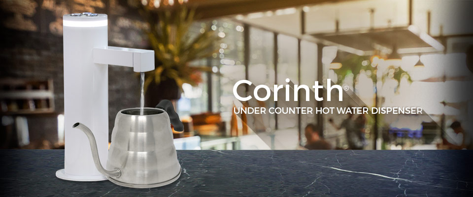 Corinth Under Counter Hot Water Dispenser