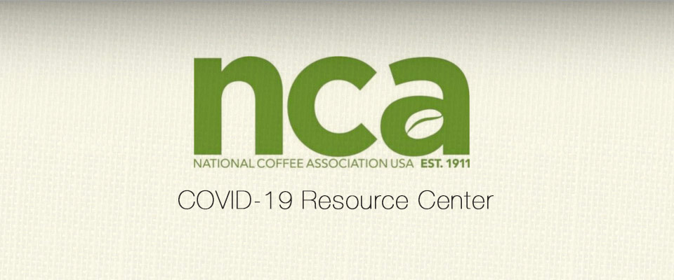 NCA Covid-19 Resource Center
