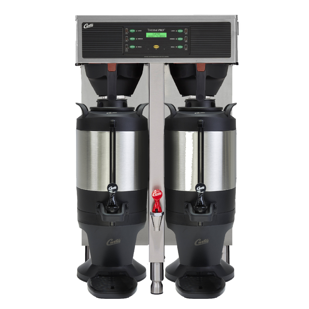 Wilbur Curtis Thermal Coffee Dispenser w TFT Technology 1 5 Gallon