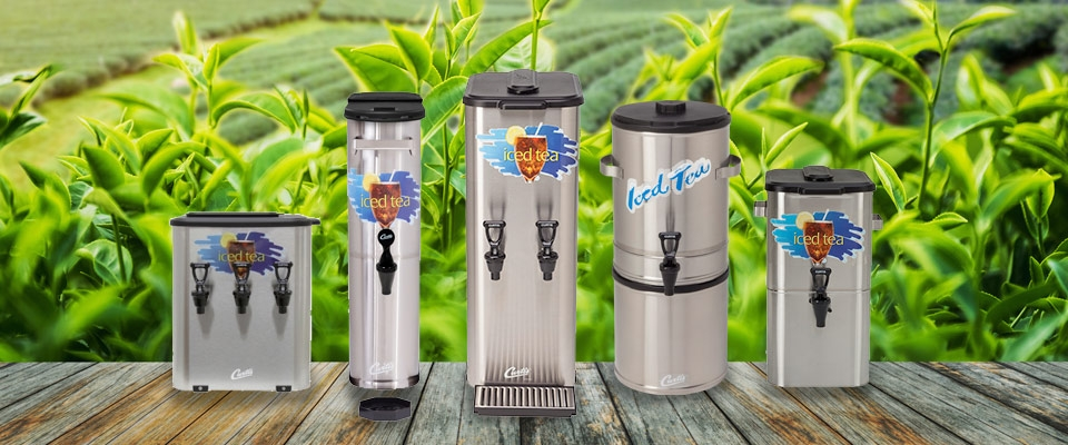 Curtis Iced Tea Dispensers