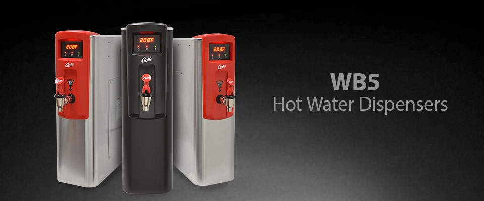New G3 5 Gallon Narrow Hot Water Dispenser