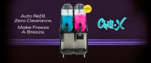 Curtis Chill-X Frozen Beverage Machine