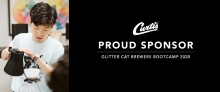 specialty coffee sponsorship glitter cat brewers bootcamp peace