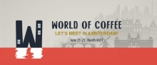Curtis World of Coffee Amsterdam 2018